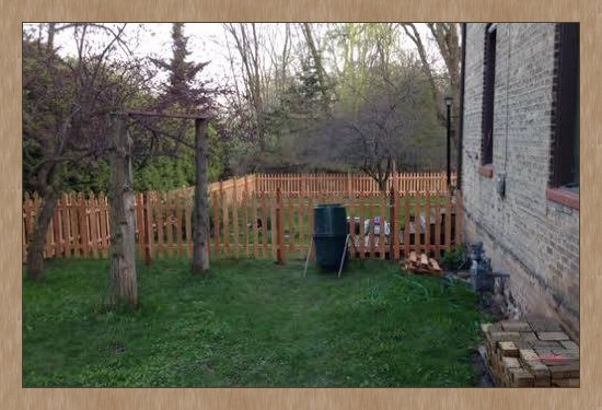 Wood Fencing Company Wisconsin Wood Fence Installation